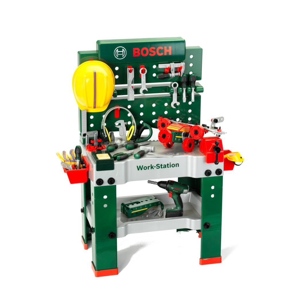 bosch werkbank no.1 - klein toys