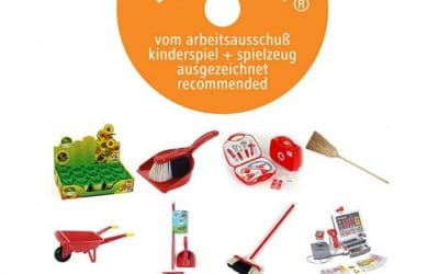 """Items with the """"Spiel Gut"""" award"""