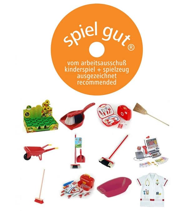 "Items with the ""Spiel Gut"" award"