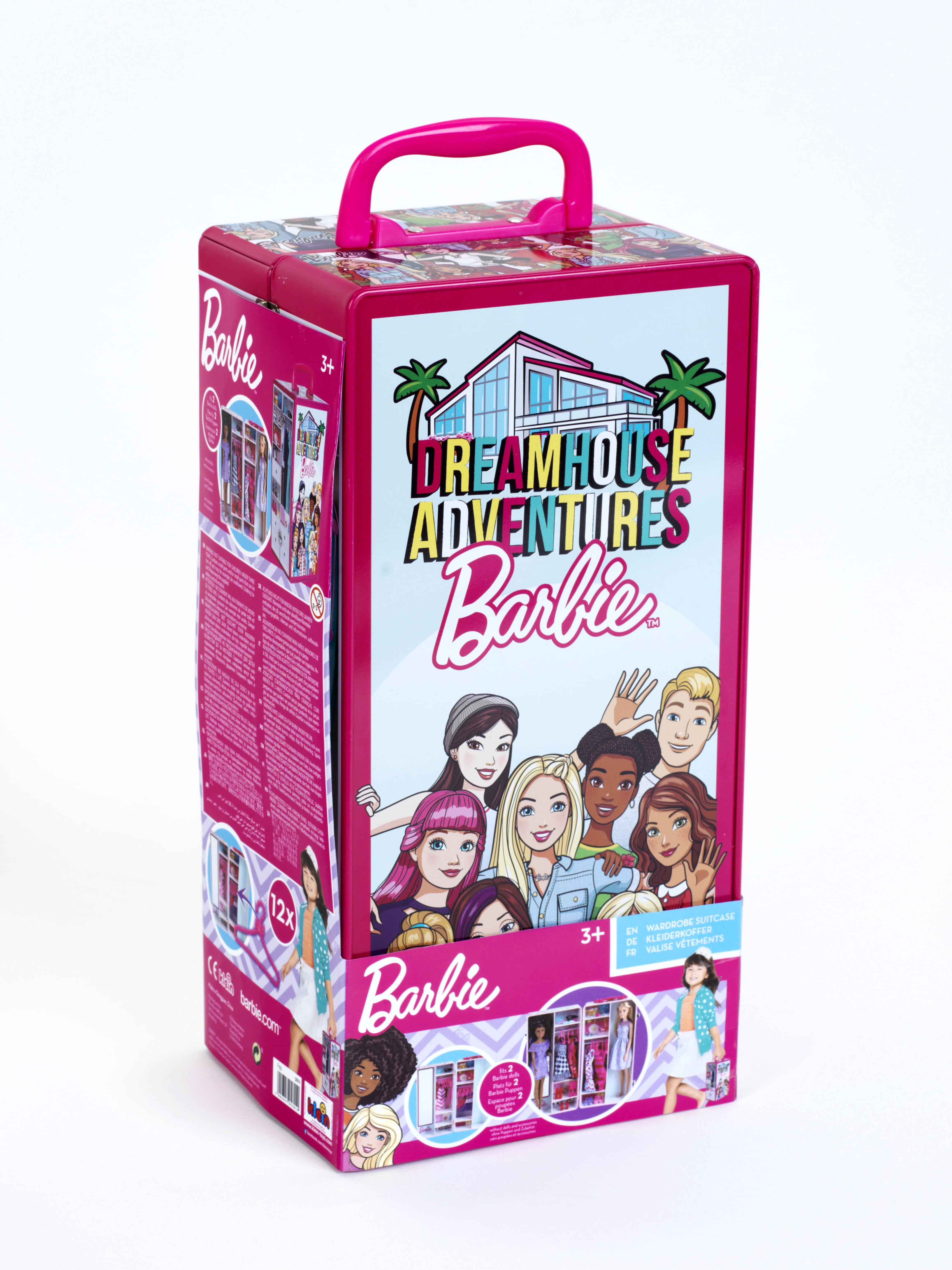 Barbie Schrankkoffer Klein Toys