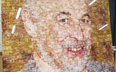 70-jähriger Geburtstag des Geschäftsführers Claus-Dieter Klein