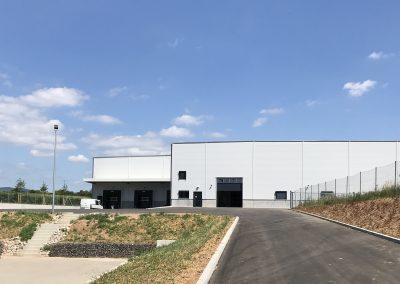 New Building Landau