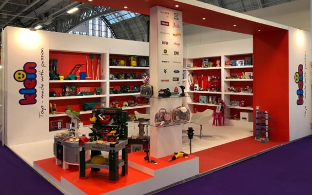 Theo Klein – Toy Fairs 2018 / 2019